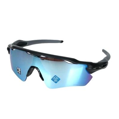OAKLEY RADAR EV PATH 偏光太陽眼鏡-附硬盒鼻墊 OAK-OO9208-5538 黑灰藍