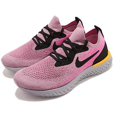 Nike 慢跑鞋 Epic React 編織 女鞋