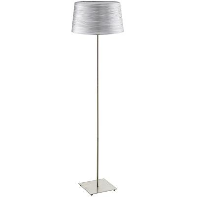 EGLO歐風燈飾 現代雙色布質燈罩立燈/落地燈(不含燈泡)