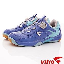 Vitro韓國專業運動品牌-HELIOS-Ⅳ-V/L頂級羽球鞋-紫藍(男)_0