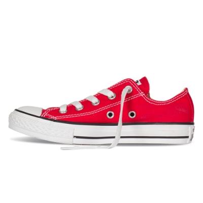 CONVERSE 經典款 基本款 紅色 童鞋