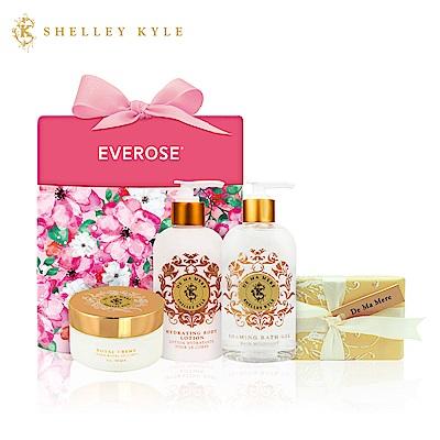 Shelley Kyle雪莉凱 親愛的媽媽香水護膚禮盒