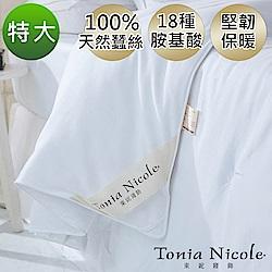 Tonia Nicole東妮寢飾 雋永蠶絲冬被(特大)