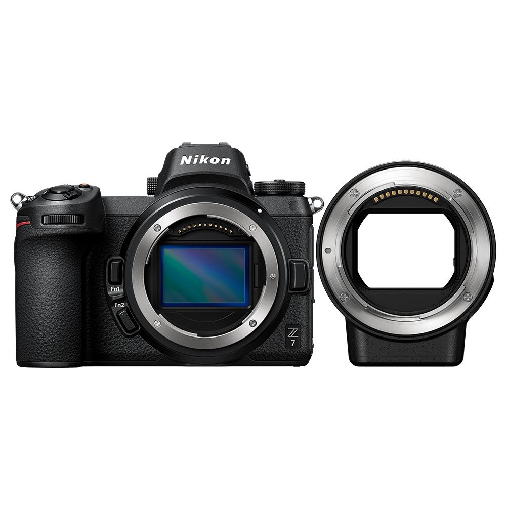 Nikon Z7單機身 + FTZ轉接環