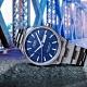 MIDO美度MULTIFORT CHRONOMETER天文台機械錶-藍/42mm product thumbnail 1