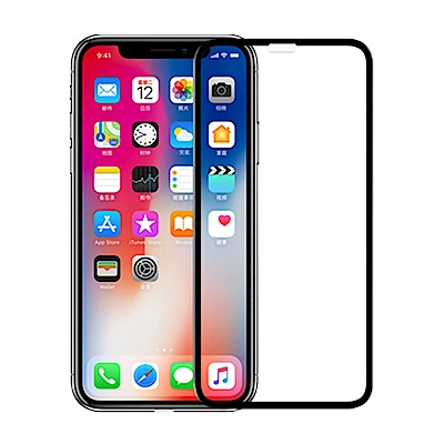 NILLKIN Apple iPhone Xs Max AP PRO 滿版軟性防爆膜