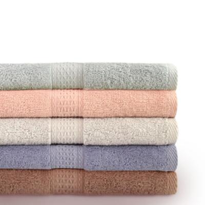 【Incare】(3入組) 高級100%純棉厚款素色大浴巾 [限時下殺]