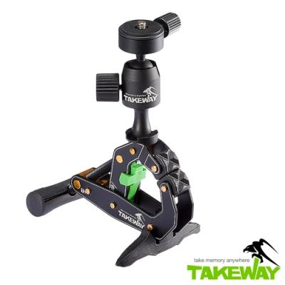 TAKEWAY 鉗式腳架 T1E(單機版)