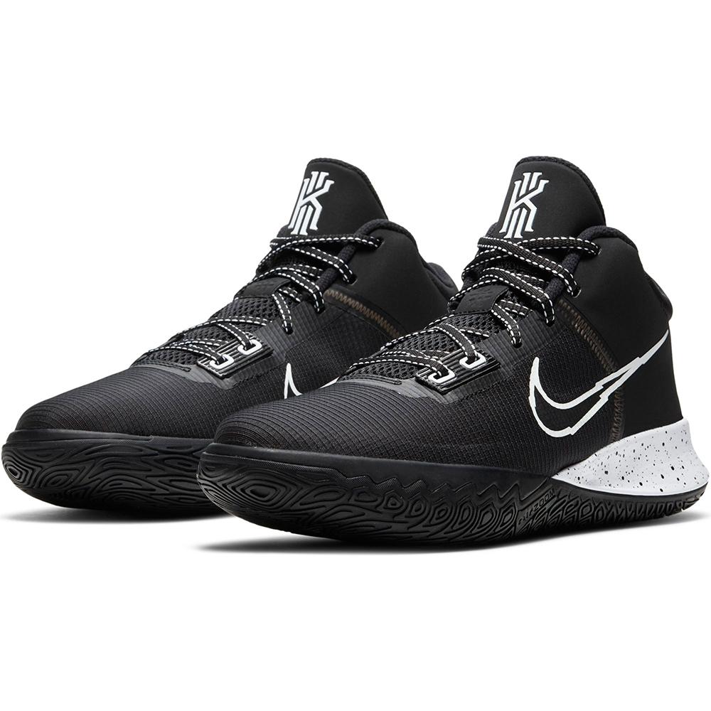 NIKE 籃球鞋 緩震 明星款 包覆 運動鞋 男鞋 黑 CT1973001 KYRIE FLYTRAP IV EP