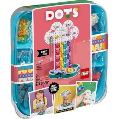 樂高LEGO DOTS系列 - LT41905 彩虹豆豆珠寶架
