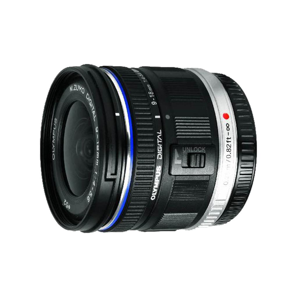 OLYMPUS ED 9-18mm F4.0-5.6 超廣角變焦鏡頭*(平輸)