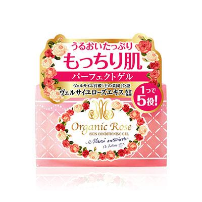 【明色 Organic Rose】保濕水凝膠(90g)