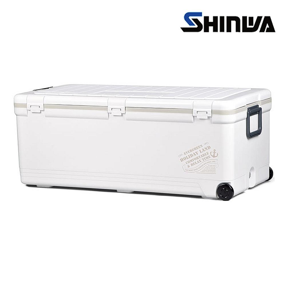 【SHINWA 伸和】日本伸和 Holiday Land 輕型保冷箱 76L