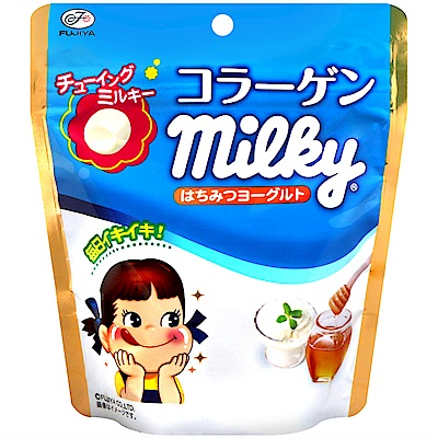 不二家 Milky蜂蜜優格風味糖(42g)