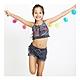 澳洲Sunseeker泳裝兒童抗UV防曬比基尼兩件式泳衣大女童5193025DEN product thumbnail 1