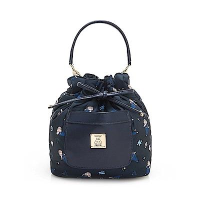 VOVAROVA空氣包-口袋水桶包-MEI MEI 聯名款-美好星情