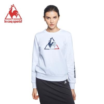 法國公雞牌圓領T恤 LWK2330390-女-白