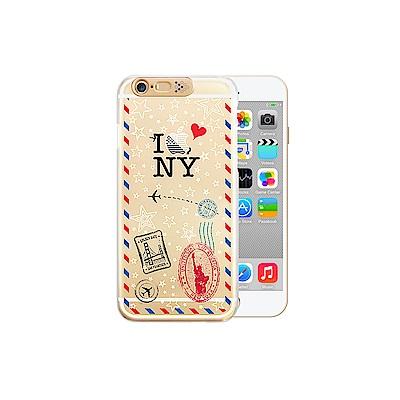 OpenBox iPhone 6/ 6S 爆閃手機殼 旅遊款- 紐約