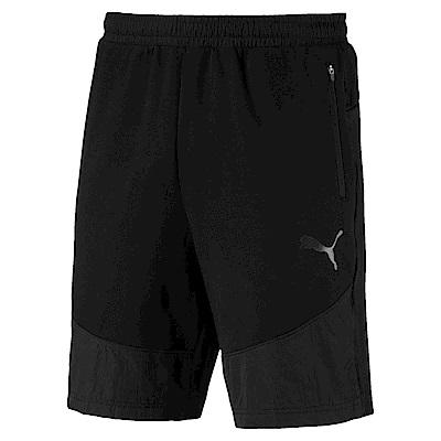 PUMA-男性基本系列Evostripe短褲-黑色-亞規
