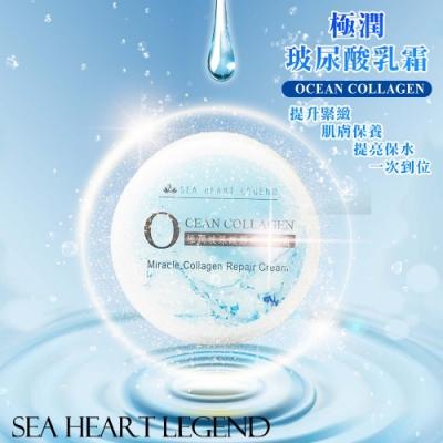 【心海文物】75ml極潤玻尿酸乳霜(SH-0031)
