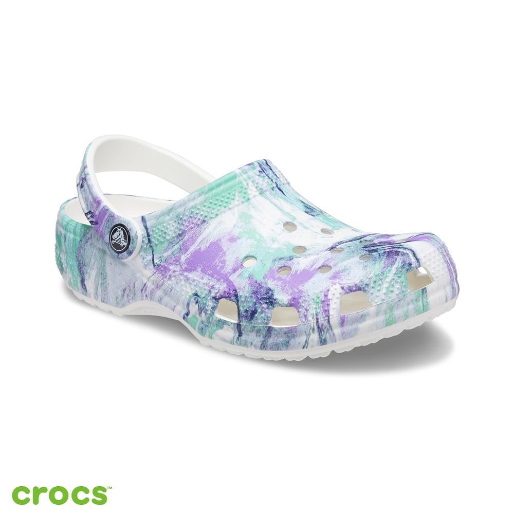 Crocs卡駱馳(中性鞋)-未來感渲染經典克駱格-206868-94S