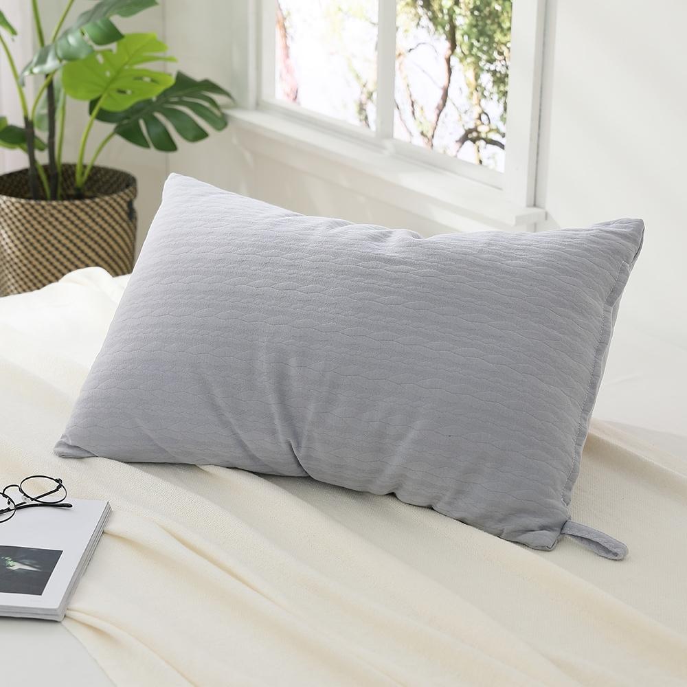 LAMINA 麻花編織羽絲枕-1入