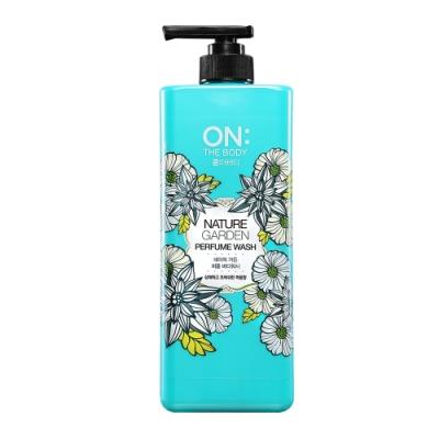 (即期品)ON THE BODY 藍色森林香水沐浴精 900g