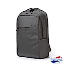 AT美國旅行者 Scholar簡約都會筆電後背包II 14吋(灰)