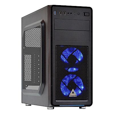 技嘉B360平台[炎帝戰士]i5六核GTX1050Ti獨顯電玩機
