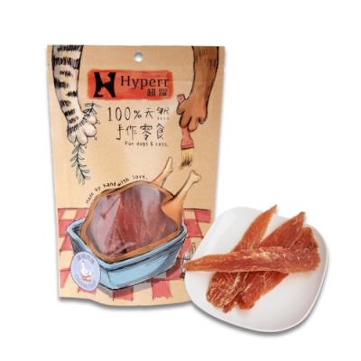 Hyperr超躍 雞柳肉條 手作零食 100g