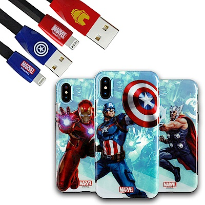 iStyle iPhone X 復仇者聯盟手機殼