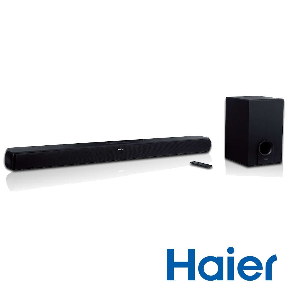 Haier 無線藍牙 2.1ch Soundbar +重低音喇叭 A3S