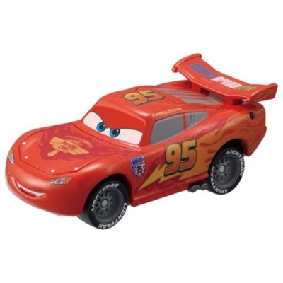 任選TOMICA 汽車總動員 C-15 閃電麥坤(世界大賽) DS16599多美小汽車