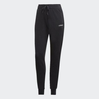 adidas 長褲 運動 休閒 訓練 女款 黑 DP2400 W E PLN PANT