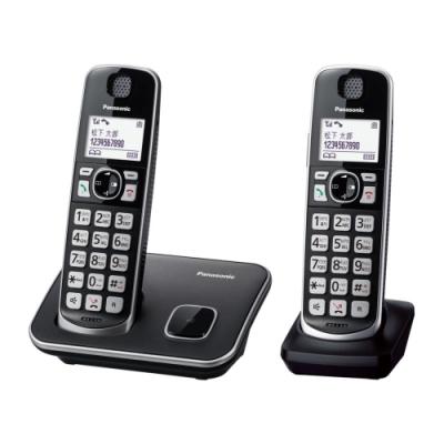 國際牌 Panasonic 中文輸入/中文顯示數位無線電話 KX-TGE612TWB