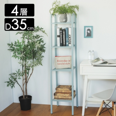 完美主義 收納櫃/置物架/四層/A型(3色)-35X35X148