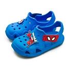 Marvel 漫威 蜘蛛人SPIDER-MAN輕量兒童涼鞋 藍紅 99186