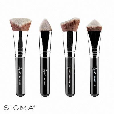 Sigma 立體底妝刷具四件組 Dimensional Brush Set