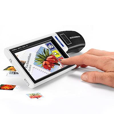 【Eschenbach】4x-12x 4.3吋觸控螢幕手持型可攜式擴視機 16511