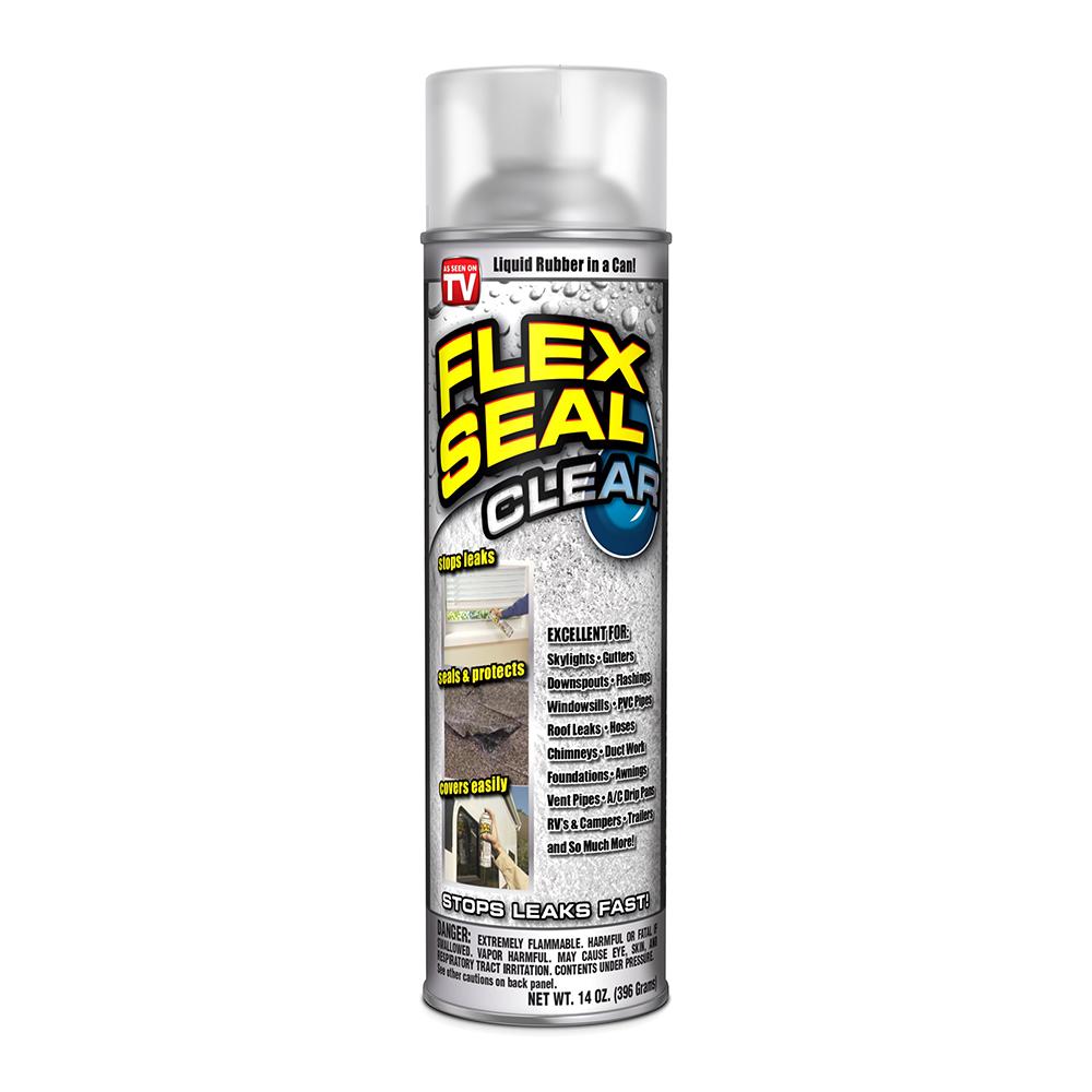 美國FLEX SEAL 萬用止漏劑(噴劑型/透明色)