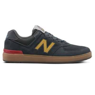 New Balance 休閒鞋 AM574TNS 男女鞋 灰藍