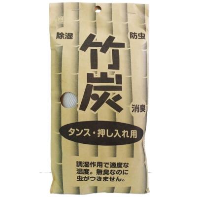 日本竹炭衣櫥防潮消臭包-80g-2入x10包