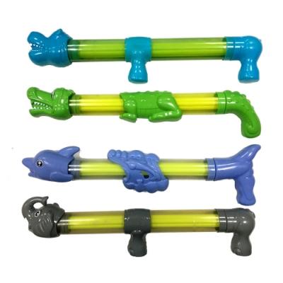 凡太奇 PVC動物造型拉管水槍