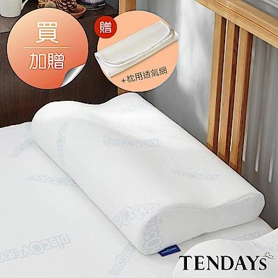 TENDAYS DISCOVERY 柔眠枕(晨曦白) 10cm