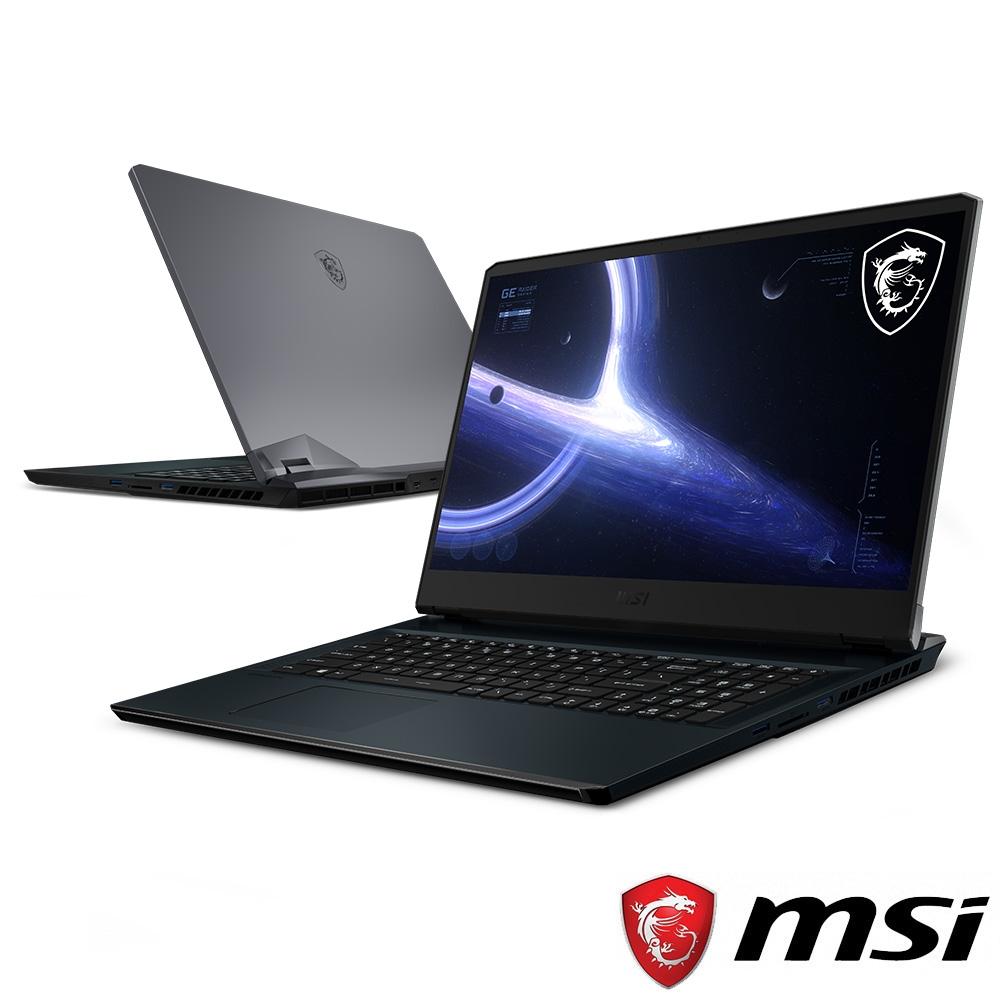 MSI微星 GE76 11UG-438TW 17吋電競筆電(i7-11800H/16G/RTX3070-8G/2TB SSD/WIN10)