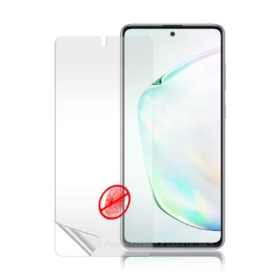 Monia 三星 Samsung Galaxy Note10 Lite 防眩光霧面耐磨保護貼 保護膜