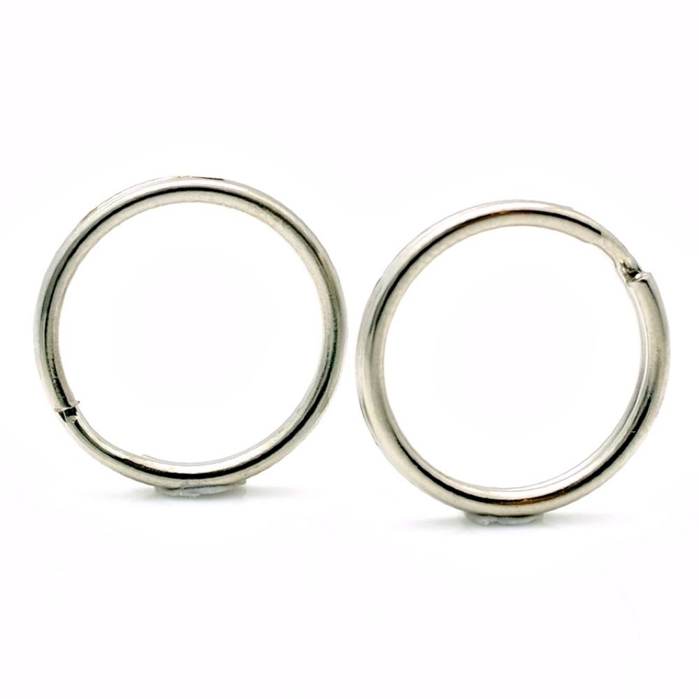 不鏽鋼背帶環組 相機減壓揹帶環 金屬扣環((2入;圓形;讓相機用寬版減壓相機背帶,同三角形環)