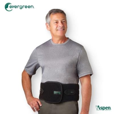 【又強】ASPEN EVERGREEN 637 LSO 背架護腰-黑(耶思本脊椎裝具-未滅菌)