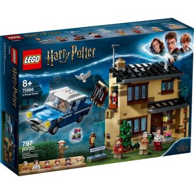 樂高LEGO 哈利波特系列 - LT75968 4 Privet Drive