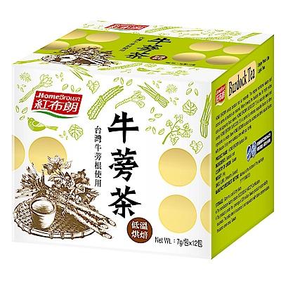 紅布朗 牛蒡茶(7gx12包)